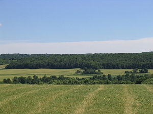 Camillus, New York - The rolling hills of Camillus are located just west of Syracuse, NY.