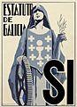 Camilo Díaz Baliño Estatuto de Galicia, sí.jpg