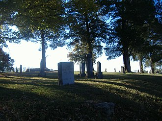 National Register of Historic Places listings in Graves County, Kentucky - Image: Camp Beauregard Memorial monument