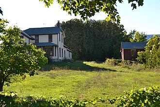 National Register of Historic Places listings in Leelanau County, Michigan - Image: Campbell De Young Farm