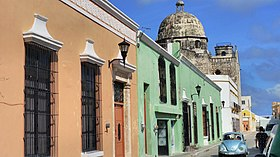 Image illustrative de l'article Campeche (ville)