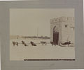 Canadian Dog Train and Remains of Old Fort Garry, Winnipeg 1899 (HS85-10-11350).jpg