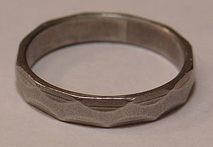 Iron Ring - Iron Ring, stainless steel version, circa 2004