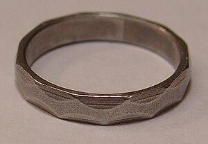 Iron Ring - Iron Ring, stainless steel version, circa 2004