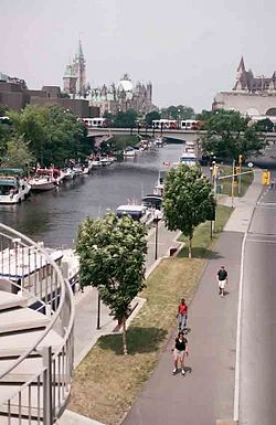 Image illustrative de l'article Canal Rideau