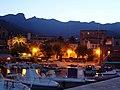 Cap Corse - Erbalunga - sunset & Monte Stello - panoramio.jpg