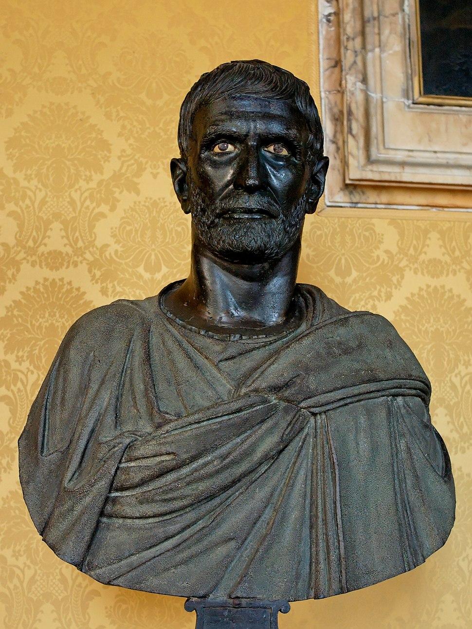 Capitoline Brutus Musei Capitolini MC1183