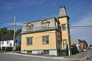 Carbonear - Former Post Office.