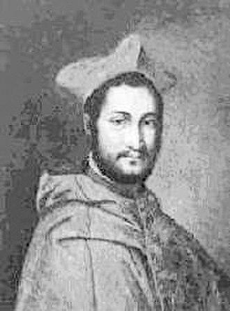 Ranuccio Farnese (cardinal) - Ranuccio Farnese as Cardinal