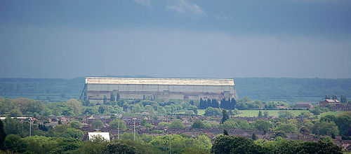Cardington With Shed