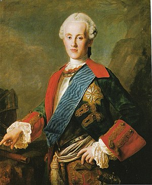 Charles of Saxony, Duke of Courland - Image: Carl Christian Joseph of Saxony