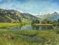 Carl Schlichting-Carlsen - Parti fra Schweiz - 1886.png