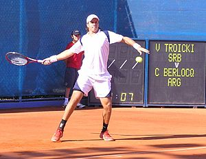 Sporting Challenger - Carlos Berlocq from Argentina won two singles titles in Turin, in 2005 and 2007, and one doubles title in 2008
