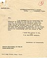Carmelo Borg Pisani, 23Nov1942 notification of rejection of petition for clemency.jpg