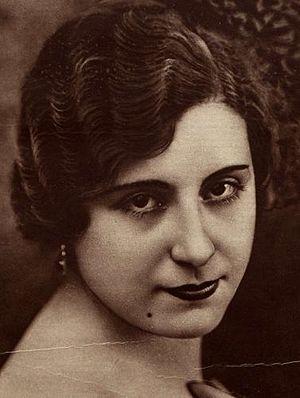 Carmen Viance - Viance in 1929