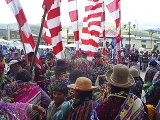Macari District District in Puno, Peru