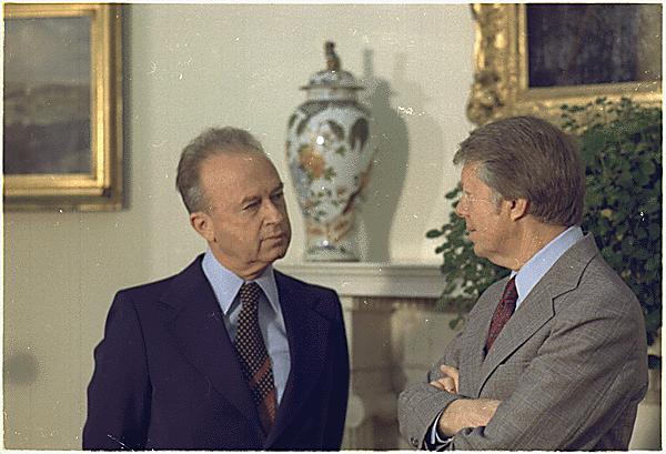 Carter - Rabin 07-03-1977