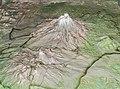 Cartographic reliefs of Tongariro National Park.jpg
