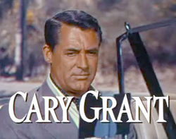 Cary Grant en to catch a thief