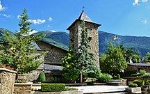 アンドラ-国名-Casa de la Vall - 18