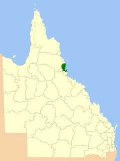 Cassowary Coast Region Local government area in Queensland, Australia