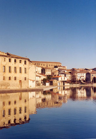 Castelnaudary - Image: Castelnaudary canal midi