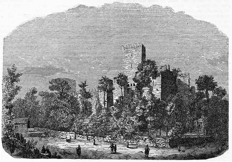 File:Castelo de Guimarães no Archivo Pittoresco.jpg