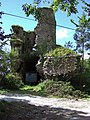 Castle Ruins near Macroom - geograph.org.uk - 538437.jpg