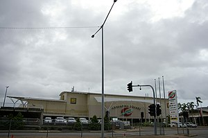 Casuarina Square - Casuarina Square viewed from Trower Road
