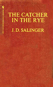 J D Salinger  Wikipedia The Catcher In The Ryeedit