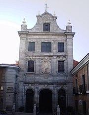 PROPUESTAS DE RULADA DE LA COMUNIDAD DE MADRID - DOMINGO 8 DE MARZO 180px-Catedral_Arzobispal_Castrense