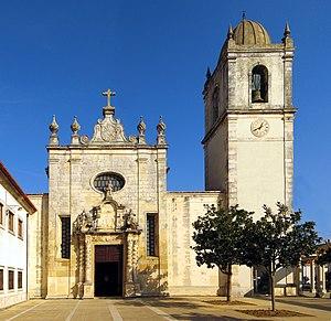 Cathedral of Aveiro - Image: Catedral da Sao Domingos Aveiro
