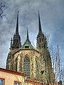 Catedral de San Pedro y San Pablo - Brno - República Checa (6993817864).jpg