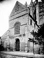 Cathédrale Notre-Dame-de-la-Basse-Oeuvre (ancienne) - Façade et entrée - Beauvais - Médiathèque de l'architecture et du patrimoine - APMH00028703.jpg
