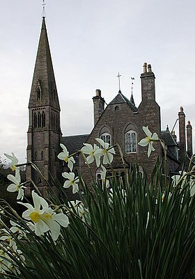 Image illustrative de l'article Cathédrale des Îles de Millport