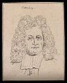 Cattenburg; portrait. Drawing, c. 1794. Wellcome V0009242EC.jpg