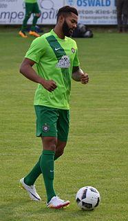 Cebio Soukou German-born Beninese footballer