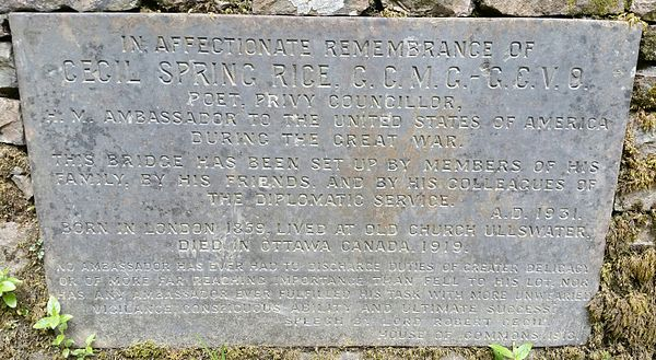 day cecil spring rice