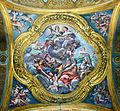 Ceiling on the second right chapel in San Carlo al Corso (Rome).jpg