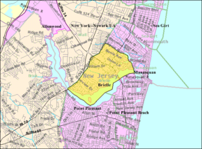 Census Bureau map of Brielle, New Jersey.png