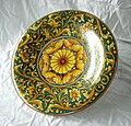 Ceramic Art Pottery Agatino Caruso Caltagirone.JPG