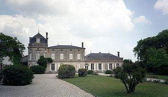 Château Chasse-Spleen - Image: Château Chasse Spleen