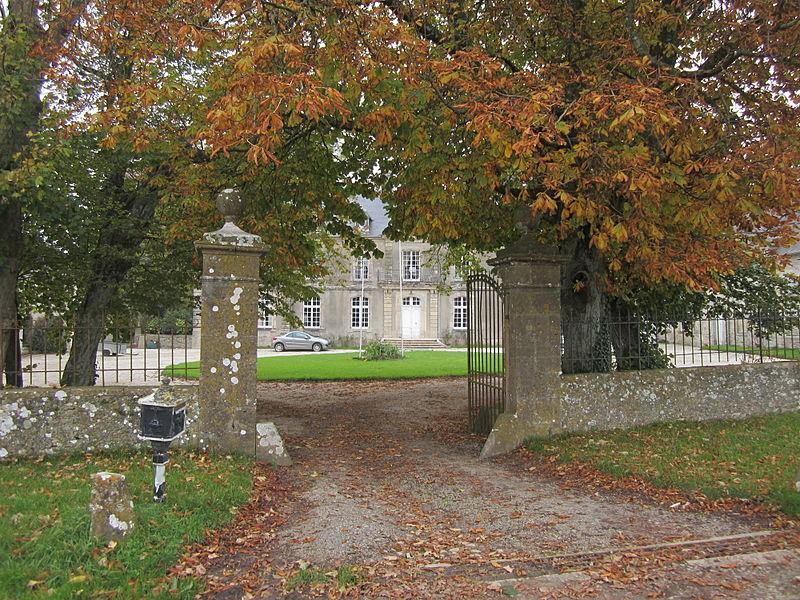 Château de Grandval, Neuville-au-Plain, Manche