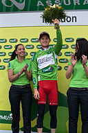 Chad Beyer - Tour de Romandie 2010, Stage 3.jpg
