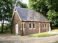 Chapel at Beaulieu Cemetery, New Forest - geograph.org.uk - 36418.jpg