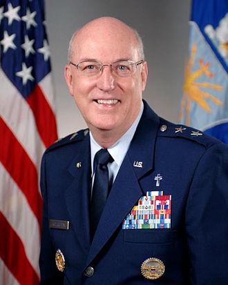 Cecil R. Richardson - Image: Chaplains Air Force