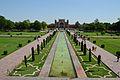 Charbagh Garden with Main Gateway - Northern View - Taj Mahal Complex - Agra 2014-05-14 3927.JPG