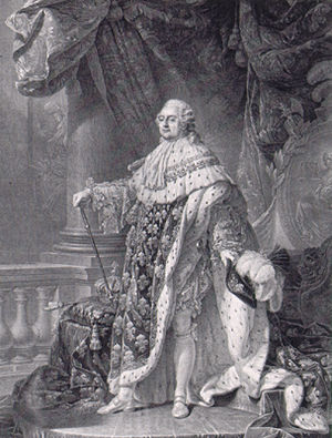 Charles Clément Balvay - Louis XVI