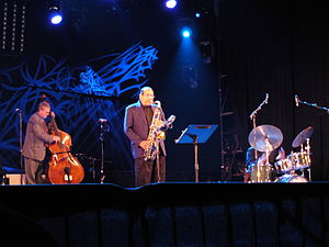 2007 in jazz - Charlie Haden and Quartet West 2007.