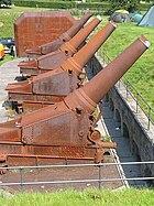 Charlottenlund Fort Haubitz4